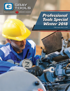 ONTARIO BEARINGS - Professional Tools Special - Winter 2018